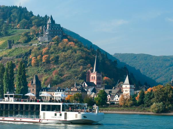 Viking Cruise on the Rhine