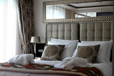 AmaWaterways room