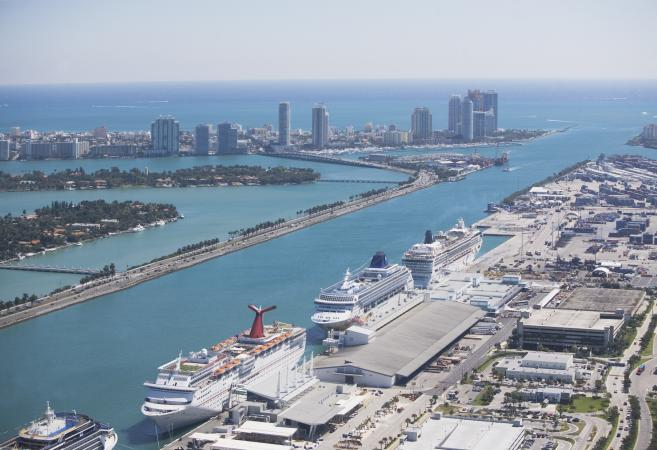 Miami harbor