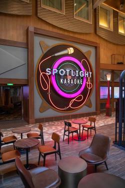 The new Spotlight Karaoke
