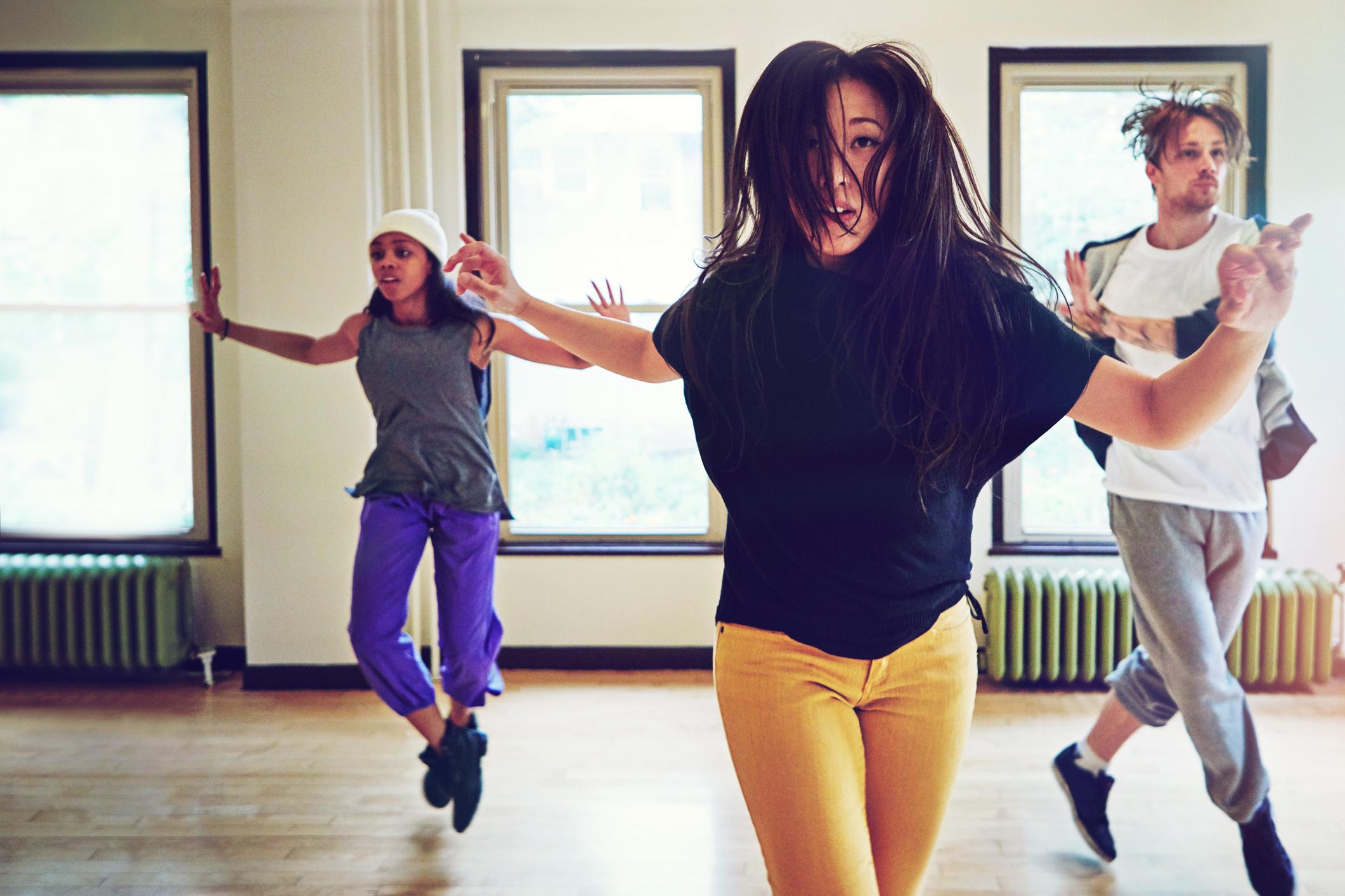 Free Dance Routines Online Lovetoknow