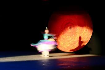 Korean Court Dance
