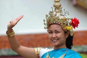 Thailand Folk Dance