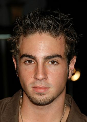 Wade Robson; Scott Alan at PR Photos