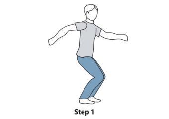 Thriller steps 1