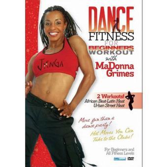 Madonna Grimes Dance Fitness