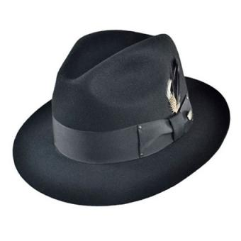 Bailey Gangster Fedora Hat