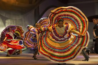 Traditional Dances of Mexico