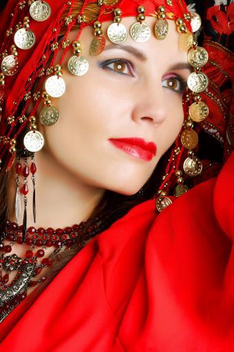 Gypsy scarf