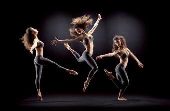 Dancing poses