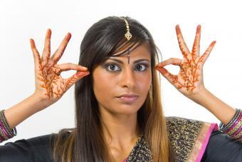 Dance Bollywood Hand Gestures