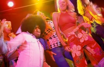 Disco Dance Moves for Groovy Tunes