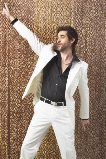 The John Travolta suit