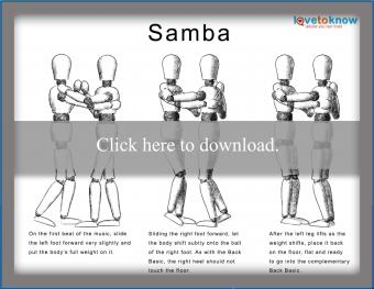 Samba Dance Steps