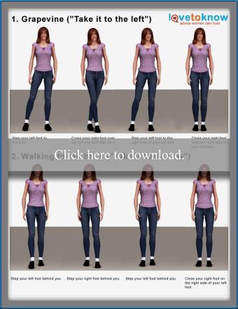 Cha Cha Slide Dance Steps