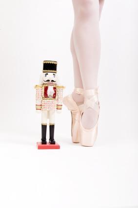 Ballet Shoes and a Nutcracker