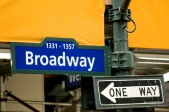 Broadway Dance History