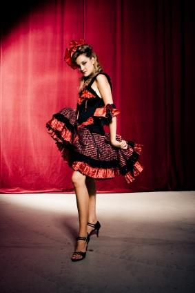 About the CanCan Dance
