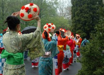 Japanese Dance History