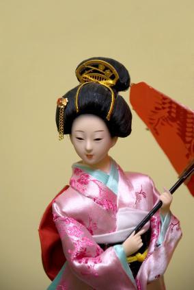 Japanese Parasol Dance History