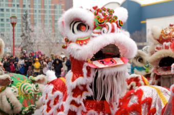 Asian Folk Dance