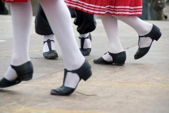 Square Dance Steps