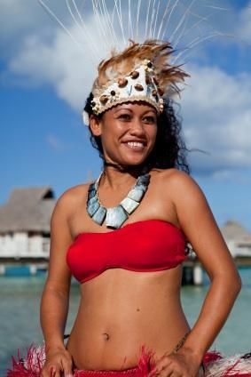 Tahitian Dance Moves