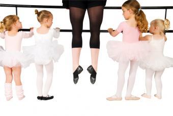 Dance Studio Equipment