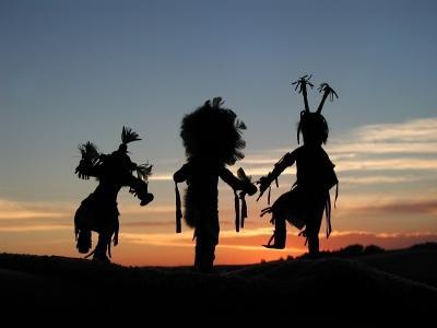 Hopi Kachina Dancers