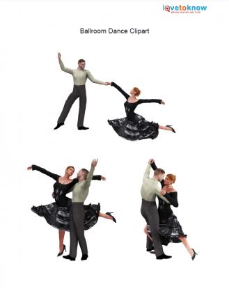 Ballroom clipart