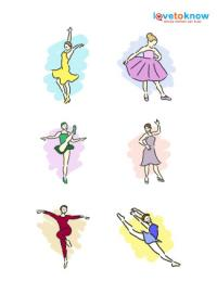 free dance clip art collection
