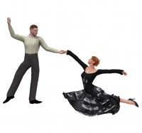 finale ballroom dance clip art