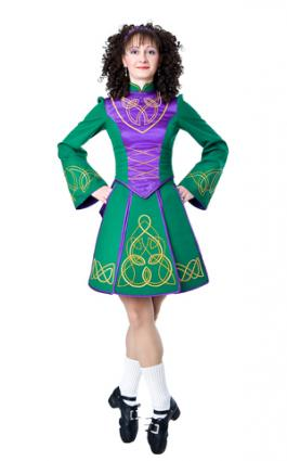 Irish Dance History