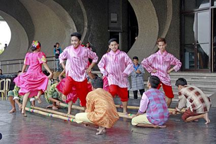 classification of folk dances in the philippines