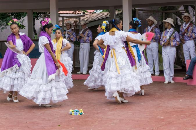 Traditional Dance in Nicaragua