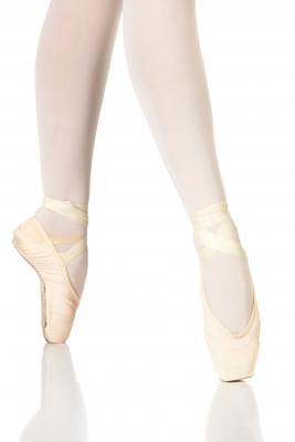 ballerina in 7th position