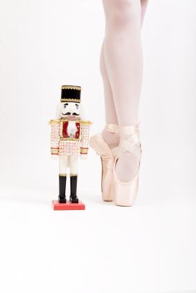 Ballet Shoes and a Nutcracker