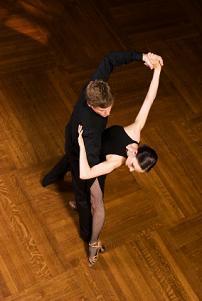X Ballroompair on Foxtrot Dance Moves
