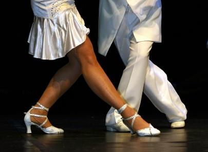 Fancy Footwork in Learning Rhythm Dances