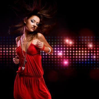 Disco dance moves lovetoknow for 1234 get on the dance floor actress name