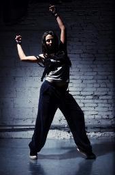 Hip Hop Line Dancer
