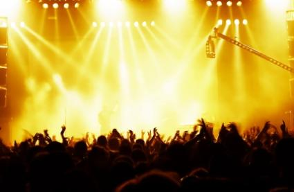 Pop Concert Lights