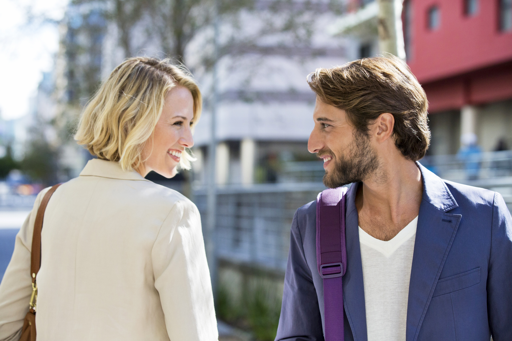 How to Read Male Flirting Signals | LoveToKnow