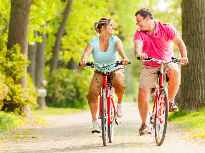 Bike riding dating site