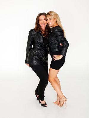 Donna and Samantha