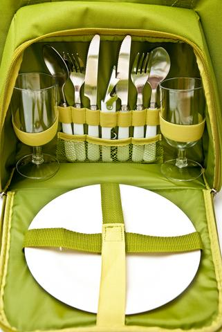 Picnic for two backpack
