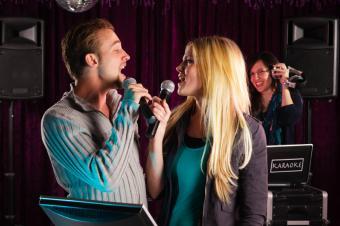 karaoke date