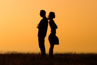 8 Big Fights Couples Have Before They Break Up