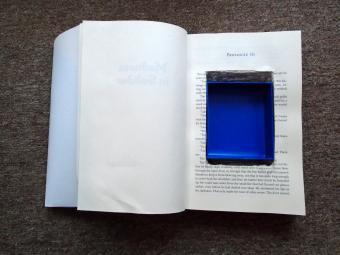 Secret Book Interior