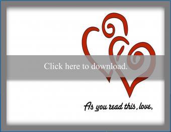 Hurry Back Love Card